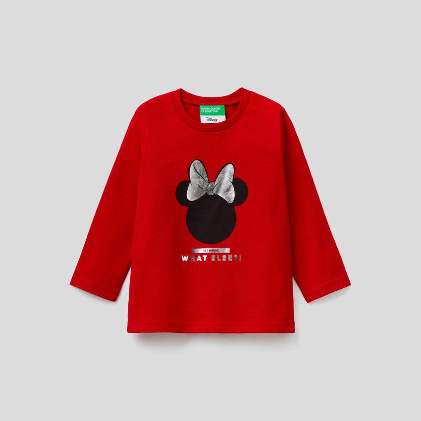 Long sleeve Minnie t-shirt