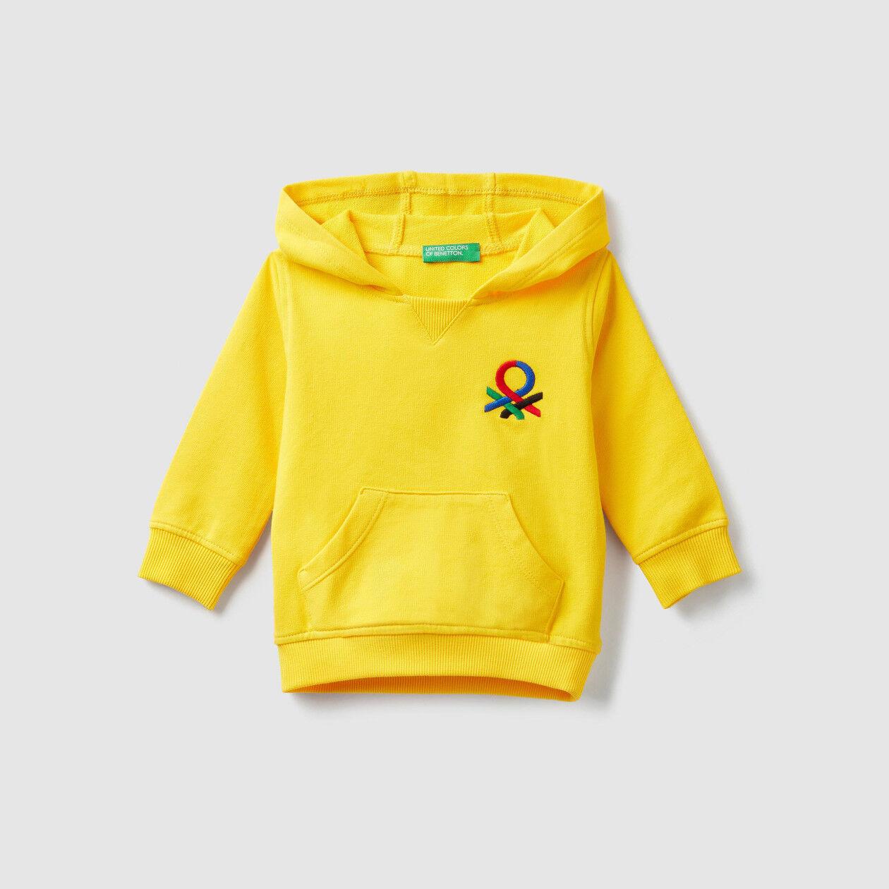 Stretch hoodie