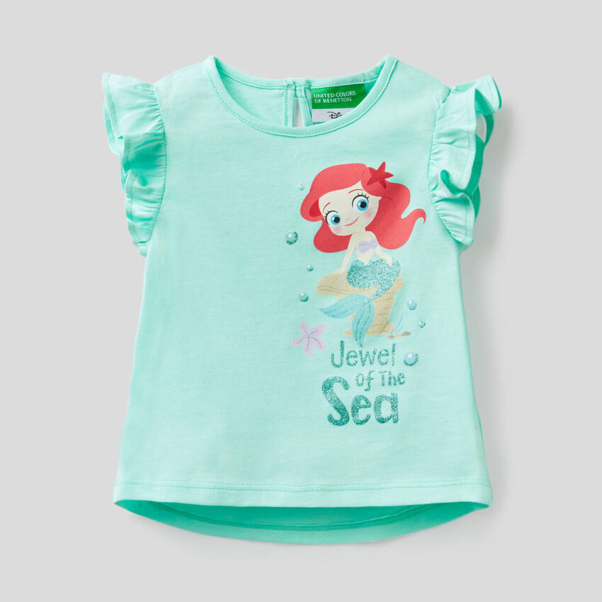 T-shirt with baby Disney Princess