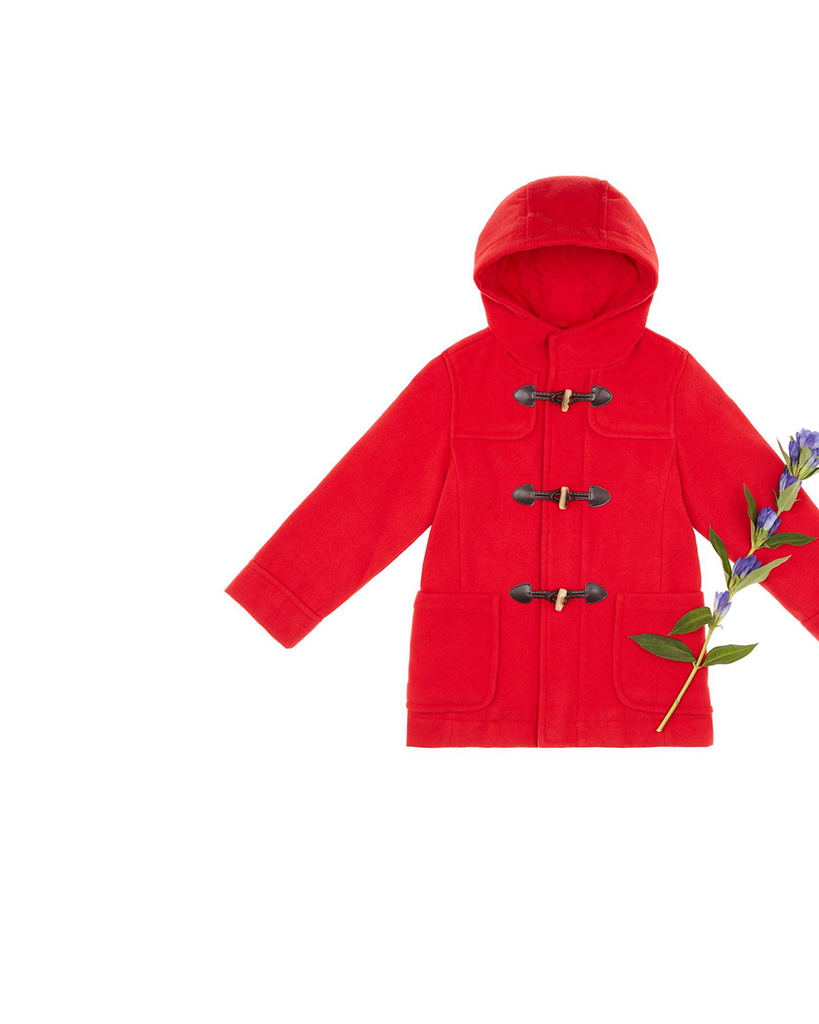 3933cb0b219a First Impressions Baby Boys or Baby Girls Fleece Hooded Jacket